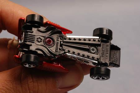 รถเหล็ก Hot Wheels -   Dog Fighter 2