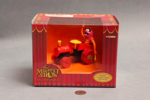 รถเหล็ก Corgi Classic Animal\'s Percussionmobile 2