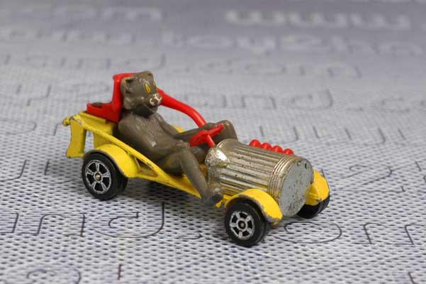 รถเหล็ก Corgi Comics  Tom\'s Go-Cart