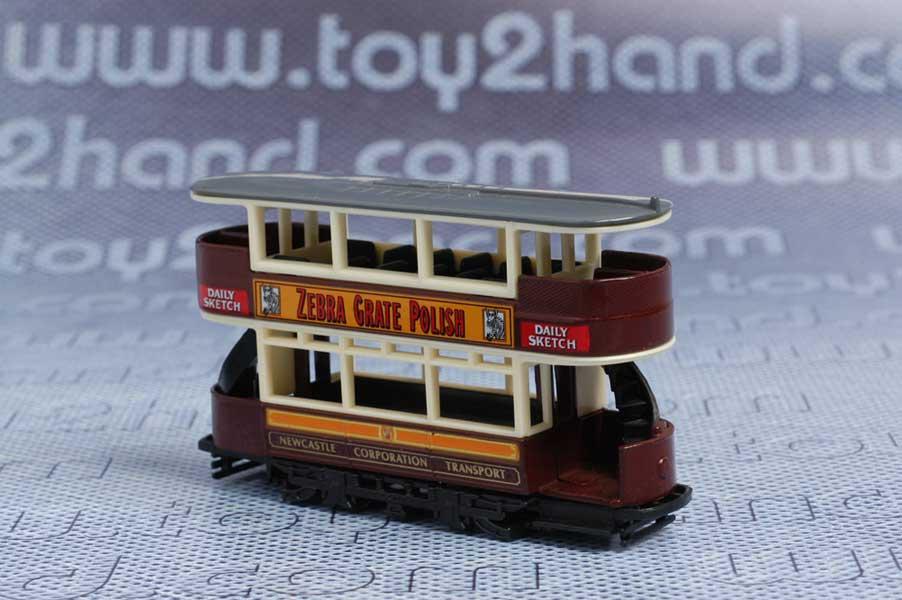 รถเหล็ก Matchbox Models of Yesteryear  Y-15 Preston Type Tramcar