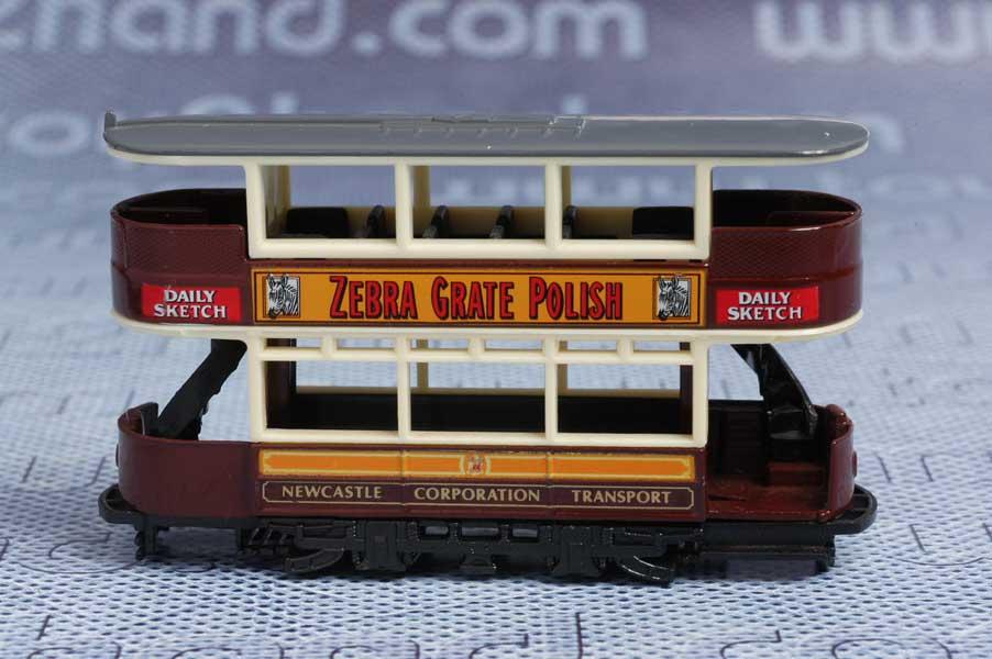 รถเหล็ก Matchbox Models of Yesteryear  Y-15 Preston Type Tramcar 1