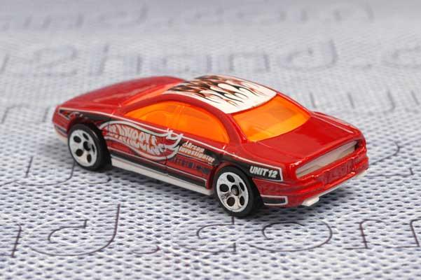 รถเหล็ก Hot Wheels -  Lexus SC400 (Aurora) 1