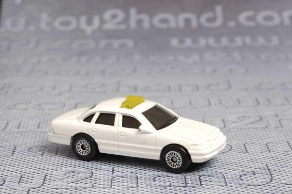 รถเหล็ก Matchbox Superfast  Ford Crown Victoria