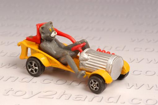 รถเหล็ก Corgi Comics 58-B1 Tom\'s Go-Cart