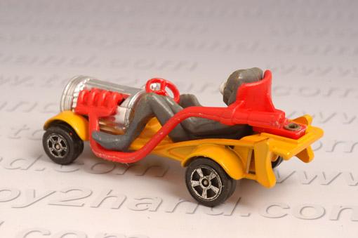 รถเหล็ก Corgi Comics 58-B1 Tom\'s Go-Cart 1