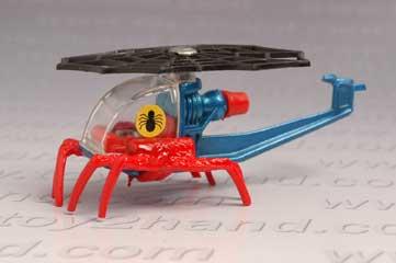 Corgi Juniors 75-B1 Spidercopter