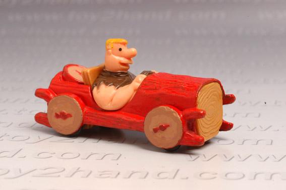 รถเหล็ก Corgi Comics Barney\'s Buggy จากการ์ตูนชุด Flintstone