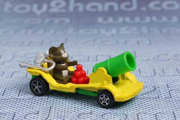 รถเหล็ก Corgi Comics  Jerry\'s Banger จากการ์ตูน Tom  Jerry