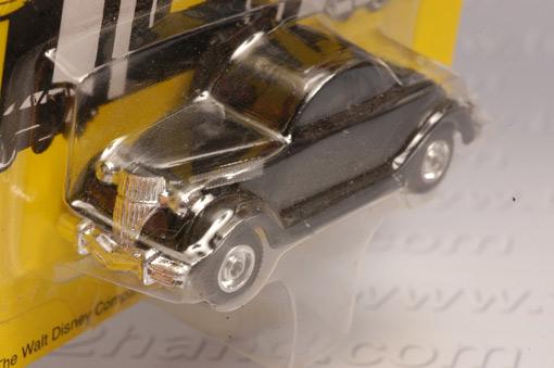 รถเหล็กของ ERTL- Tracy\'s Car 2
