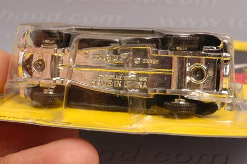 รถเหล็กของ ERTL- Tracy\'s Car 3