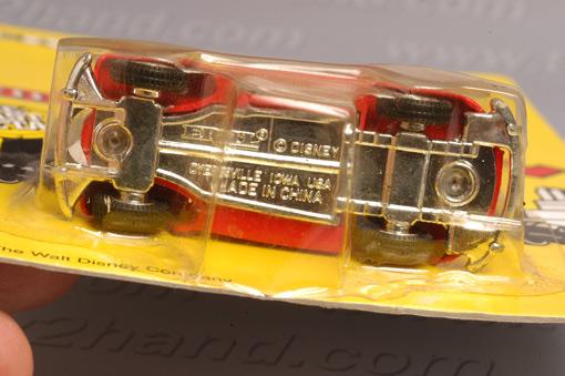 รถเหล็กของ ERTL - Tess\'s Car จากภาพยนตร์การ์ตูนเรื่อง Dick Tracy 3