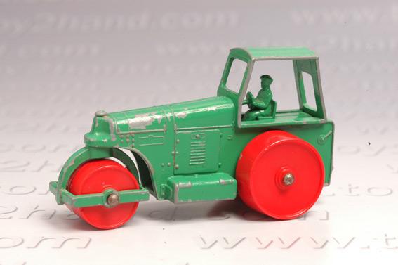 รถเหล็ก Matchbox Regular Wheels No.1-D Aveling Barford Road Roller