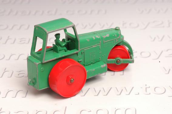รถเหล็ก Matchbox Regular Wheels No.1-D Aveling Barford Road Roller 1