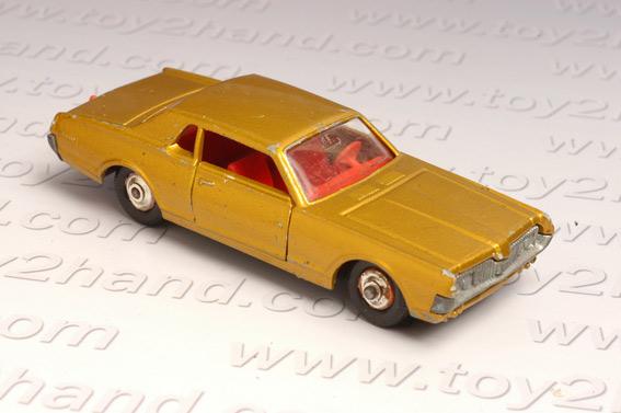 รถเหล็ก Matchbox King Size K-21 Mercury Cougar