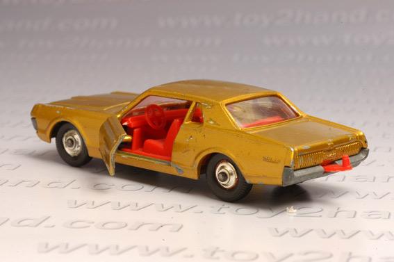 รถเหล็ก Matchbox King Size K-21 Mercury Cougar 1