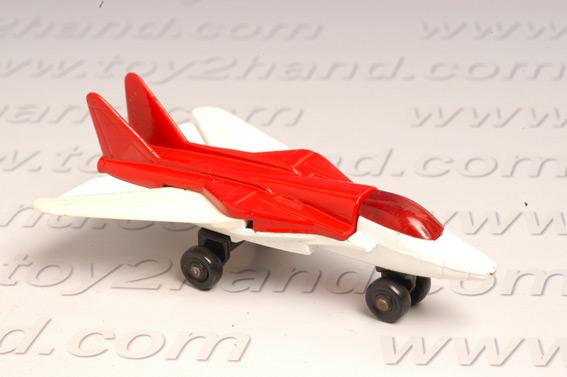 เครื่องบินเจ็ท Matchbox Superfast No.27 Swing Wing