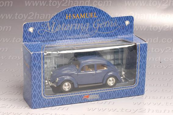 รถเหล็ก Lledo-1952 VW Beetle ชุด Motoring Gems