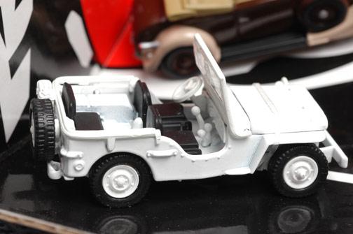 รถเหล็ก Johnny Lightning-40th Anniversary 007 Villainous Vehicles 2