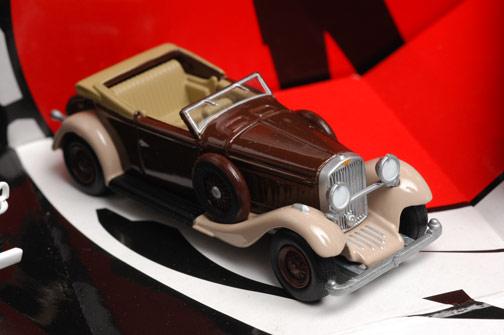 รถเหล็ก Johnny Lightning-40th Anniversary 007 Villainous Vehicles 3