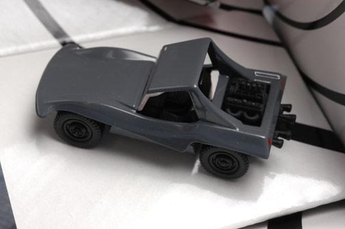 รถเหล็ก Johnny Lightning-40th Anniversary 007 Villainous Vehicles 5