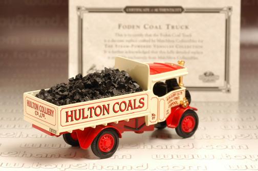 รถเหล็ก Matchbox Models of Yesteryear No. YAS02M - Foden Coal Truck 1