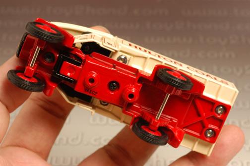 รถเหล็ก Matchbox Models of Yesteryear No. YAS02M - Foden Coal Truck 2
