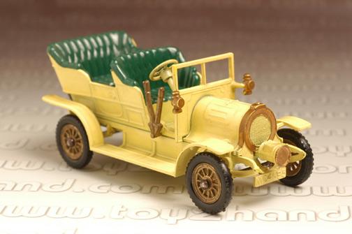 รถเหล็ก Matchbox Models of Yesteryear No.Y16A - 1904 Spyker