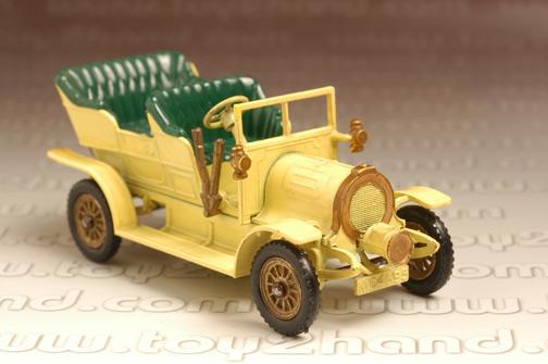 รถเหล็ก Matchbox Models of Yesteryear No.Y16A - 1904 Spyker 1