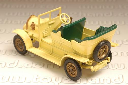 รถเหล็ก Matchbox Models of Yesteryear No.Y16A - 1904 Spyker 2