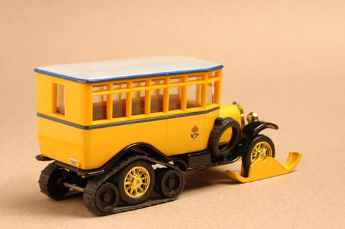 รถเหล็ก Matchbox Models of Yesteryear No.Y16D - 1923 Scania-Vabis Post Bus 1