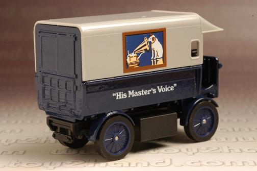 รถเหล็ก Matchbox Models of Yesteryear No.Y29 - 1919 Walker Electric Van 1