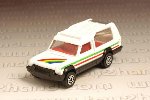 รถเหล็ก Corgi Juniors No.76C - Matra Rancho