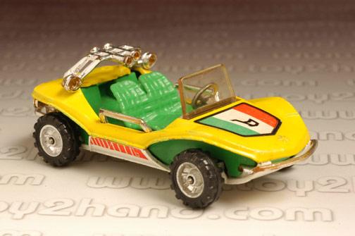 รถเหล็ก Corgi 392A - Bertone Shake Buggy