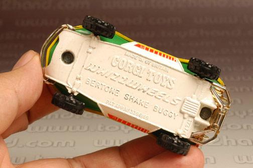 รถเหล็ก Corgi 392A - Bertone Shake Buggy 2