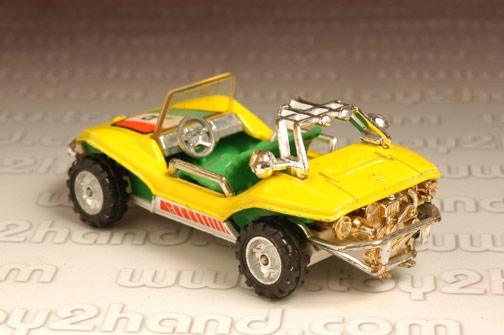 รถเหล็ก Corgi 392A - Bertone Shake Buggy 1
