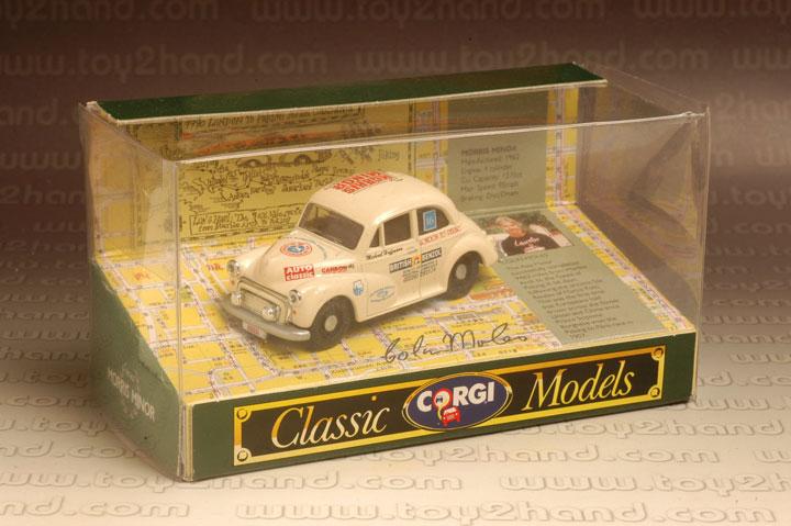 รถเหล็ก Corgi No.96742 Morris Minor (Colin Moles)