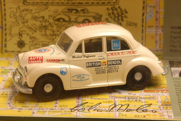 รถเหล็ก Corgi No.96742 Morris Minor (Colin Moles) 2