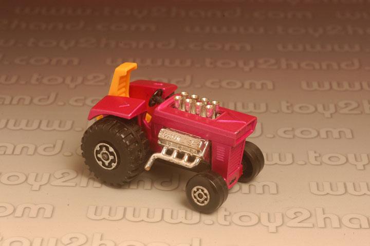 รถเหล็ก Matchbox Superfast Wheels No.25F  Mod Tractor
