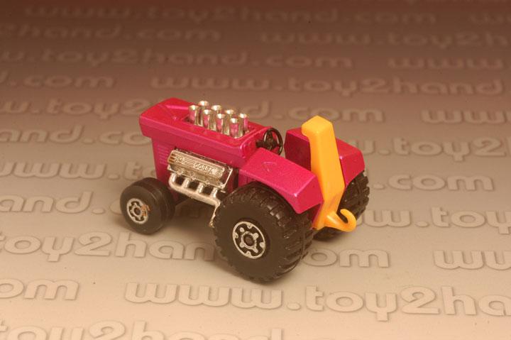รถเหล็ก Matchbox Superfast Wheels No.25F  Mod Tractor 1