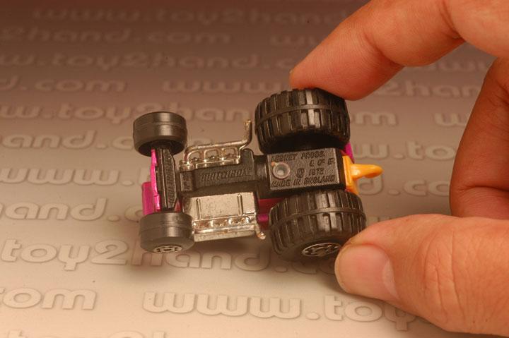 รถเหล็ก Matchbox Superfast Wheels No.25F  Mod Tractor 2