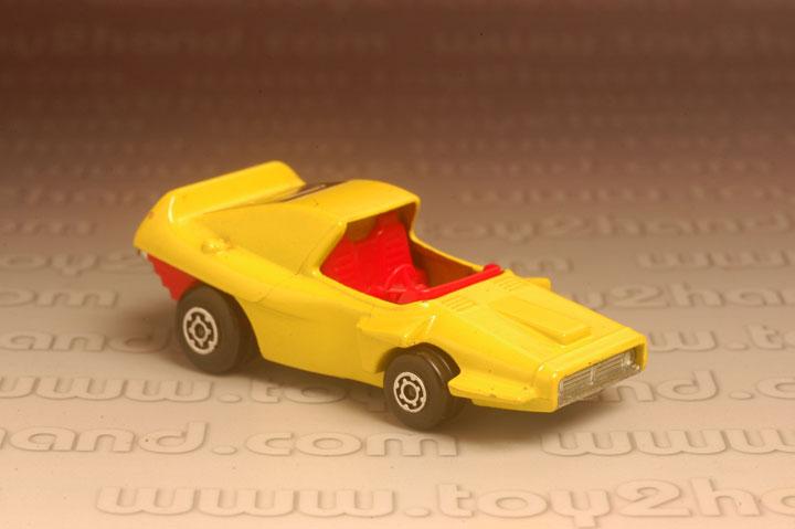 รถเหล็ก Matchbox Superfast No.58 E – Woosh-N-Push