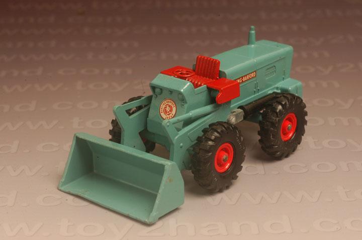 รถเหล็ก Matchbox King Size No.K10A – Aveling Barford Tractor Shovel