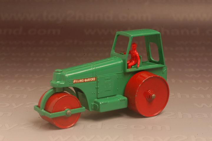 รถเหล็ก Matchbox Kingsize No.K9A – Diesel Road Roller