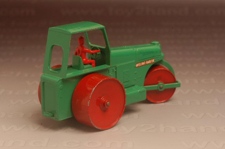 รถเหล็ก Matchbox Kingsize No.K9A – Diesel Road Roller 1