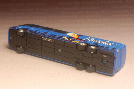 รถเหล็ก Matchbox Collectibles No.37960 – MCI Coach (Bewitched) 2
