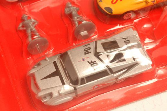 รถเหล็ก Bandai No.01408 Ultravehicle 5 2