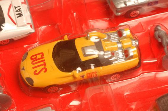 รถเหล็ก Bandai No.01408 Ultravehicle 5 3