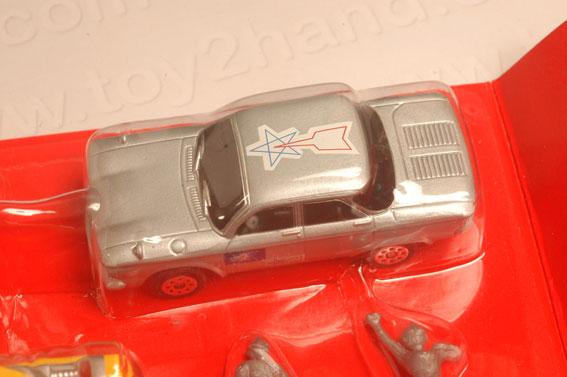 รถเหล็ก Bandai No.01408 Ultravehicle 5 4