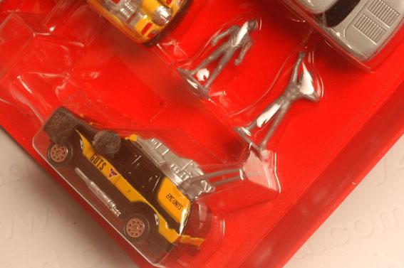 รถเหล็ก Bandai No.01408 Ultravehicle 5 5