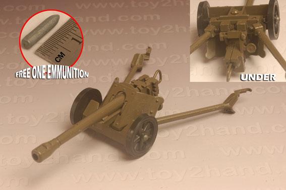 รถเหล็ก Britain No.9732 German Field Gun